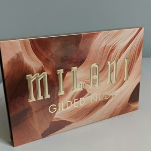 Milani Gilded Nude Palette
